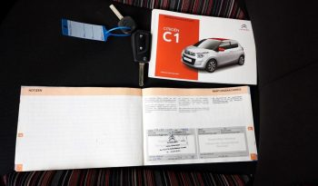 Citroën C1 1.0 e-VTi Feel vol